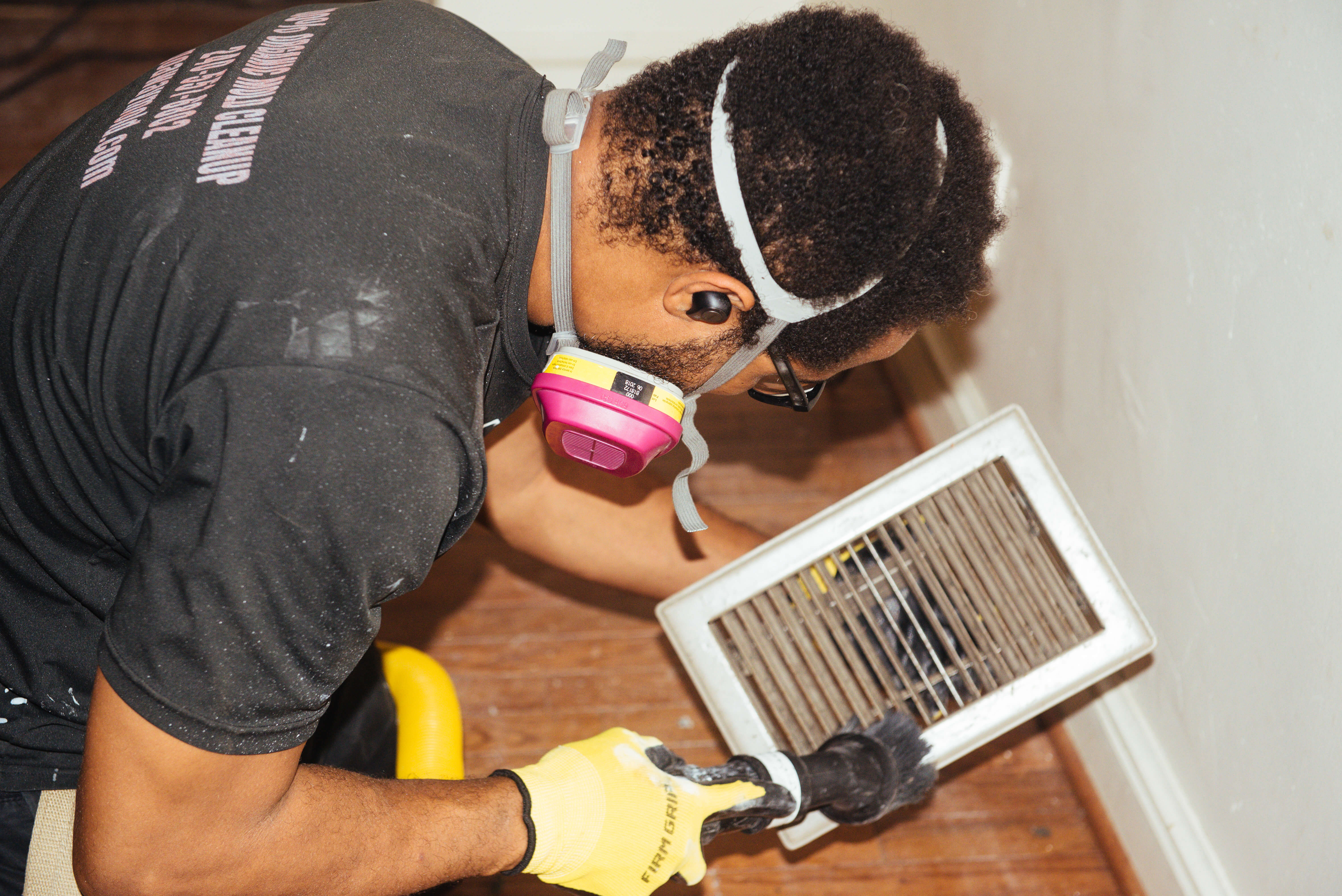 Air Duct Cleaning in DC, MD and VA - FreshStep